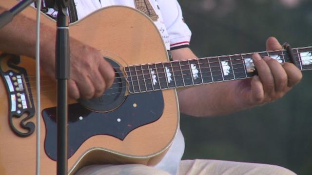 Záhorácky Unplugged rozozvučal Kunovskú priehradu.