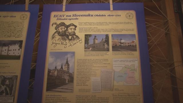 Výstava k 500. výročiu reformácie