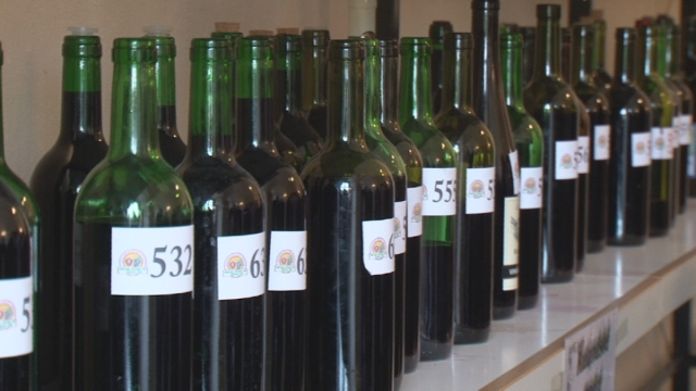 Okresná výstava vín