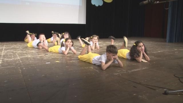 Deti zo špeciálnych škôl tancovali pre radosť