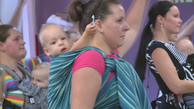 Medzinárodný týždeň nosenia detí