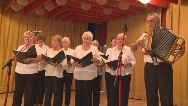 1. prehliadka speváckych súborov seniorov