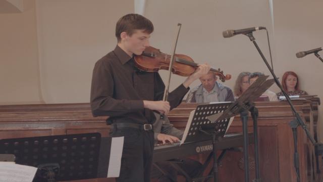 Koncert Sláčikového komorného orchestra