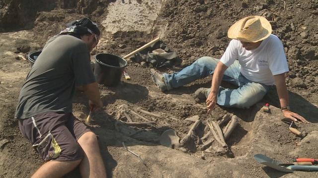 Ďalší zaujímavý objav z náleziska pri Kauflande
