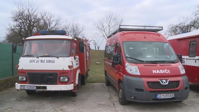 Dobrovoľní hasiči bilancovali