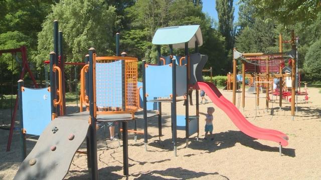 Mesto buduje nové detské ihriská