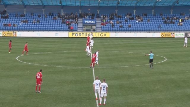 Futbal: Senica - Michalovce 2:0