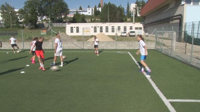 Príprava na futbalovú sezónu - ženy