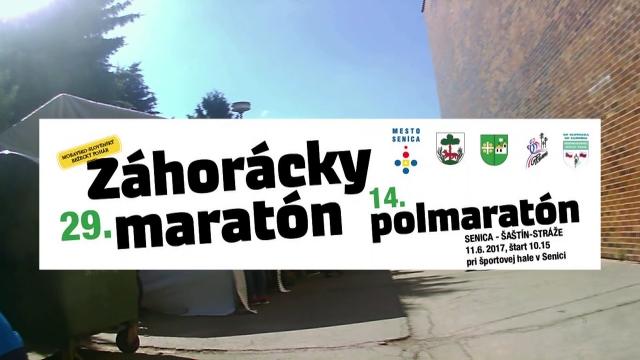 Bez komentára - Záhorácky maratón 2017
