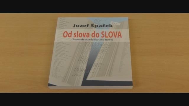 Nová kniha Jozefa Špačka