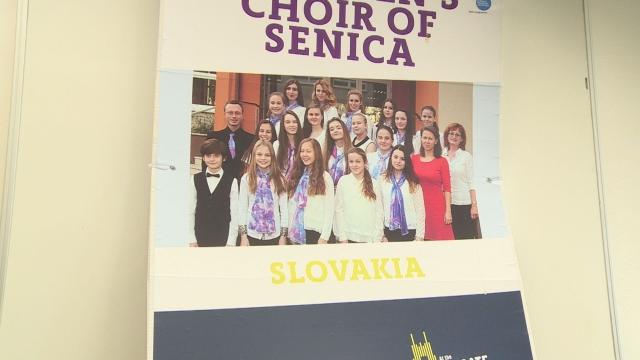Spevácky zbor ZUŠ spieval v Holandsku