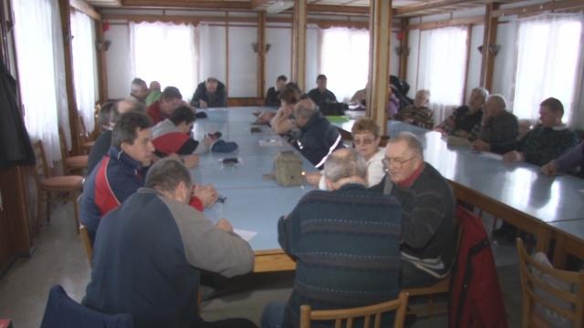 Výročná členská schôdza chovateľov