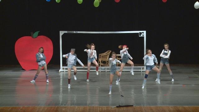 Záverečný a absolventský koncert tanečného odboru ZUŠ Senica