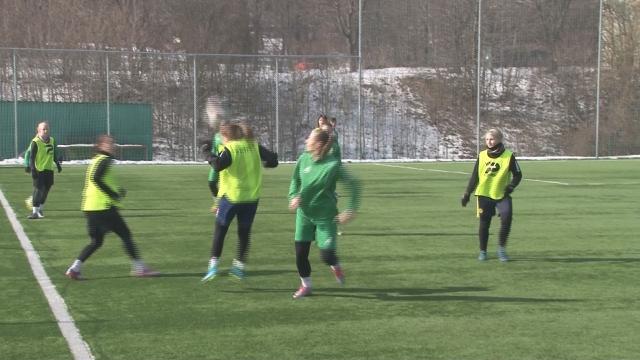 Futbalistky sa pripravujú na jarnú časť sezóny