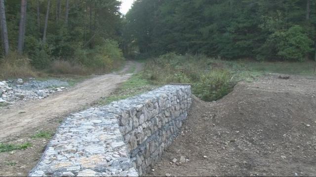 Rekonštrukcia lesných ciest