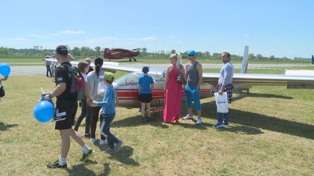 Letecký deň detí