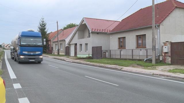 Rekonštrukcia cesty Šaštín-Stráže