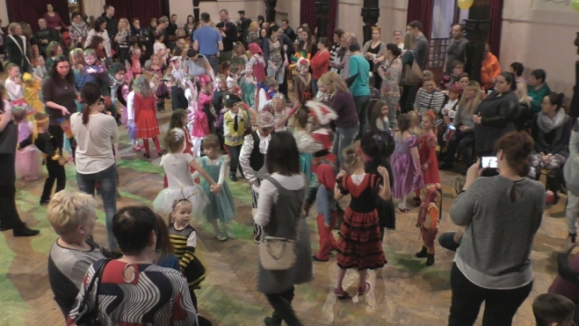 Mestský karneval