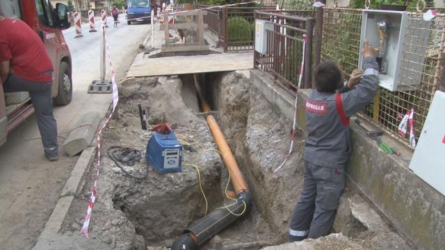 Plynári vymieňajú v Turej Lúke a Myjave potrubie