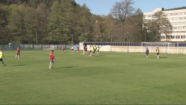 Mládežnícky futbal na Brezovej
