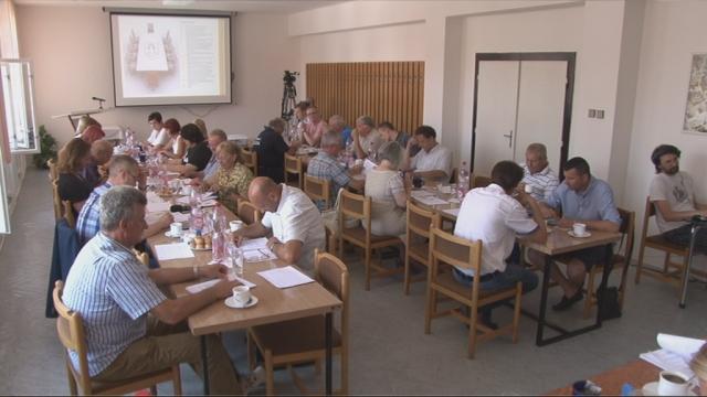 Záznam zasadnutia Mestského zastupiteľstva v Myjave 22.6.2017