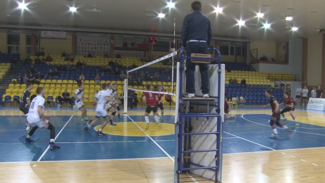 Volejbal - nadstavbová časť extraligy