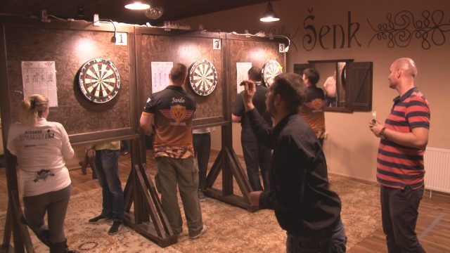Šípkové turnaje v Brezovej