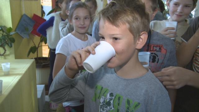 Pijú deti mlieko?