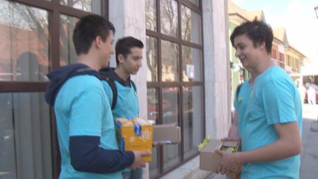 V Skalici vyzbierali viac ako 8 tisíc euro