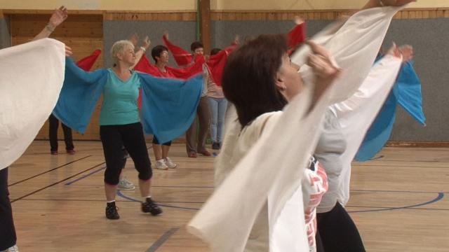 Cvičenky TJ Sokol Skalica pilne trénujú tanečnú choreografiu
