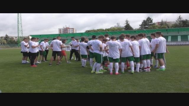 Skvelí futbaloví mládežníci