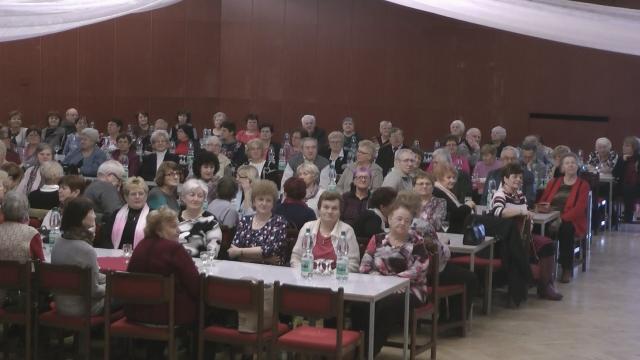 Výročná schôdza Jednoty dôchodcov Senica