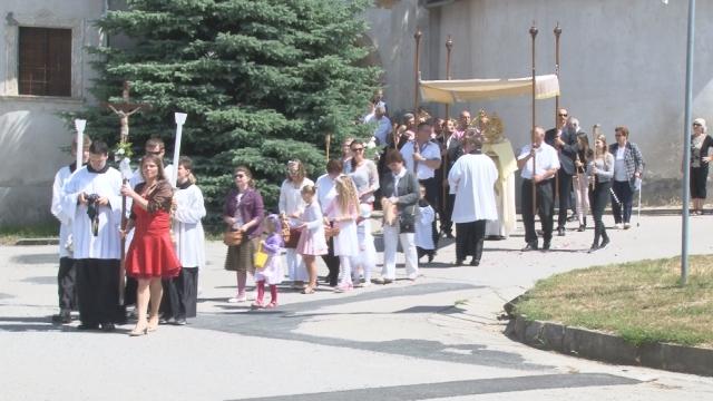 Katolícka procesia