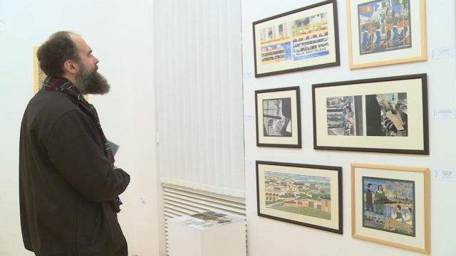 Výstava z tvorby manželov Filovcov