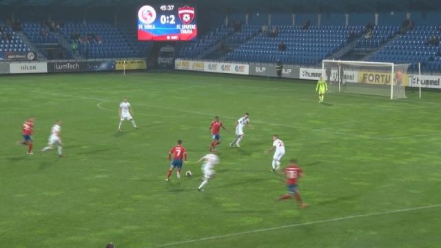 Futbal Senica - Trnava