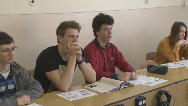 Úspešný študent myjavského gymnázia