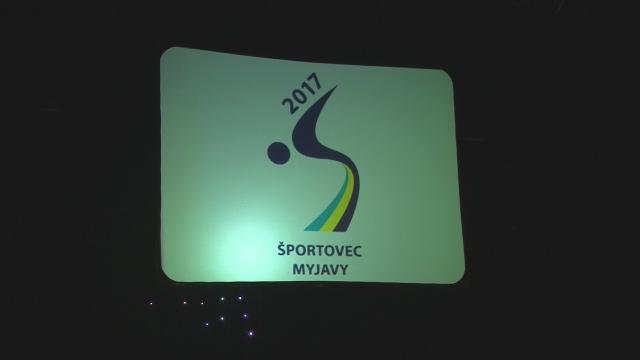 Športovec Myjavy 2017