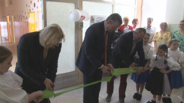 V NsP otvorili lekáreň aj zrekonšturované detské oddelenie
