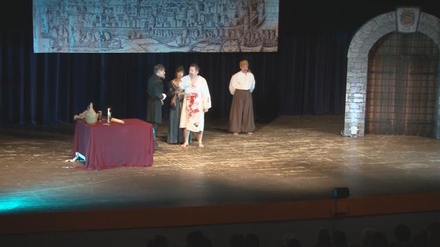 Divadelné predstavenie Krvavý trón