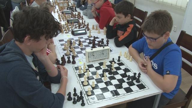 Šachový turnaj O pohár Bradla
