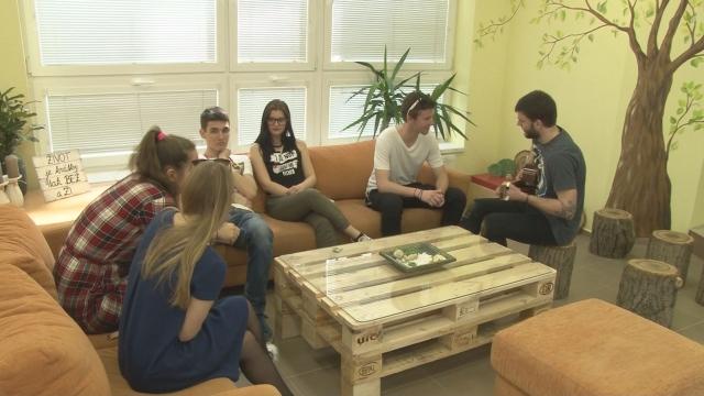 Gymnazisti boli súčasťou projektu Erasmus plus