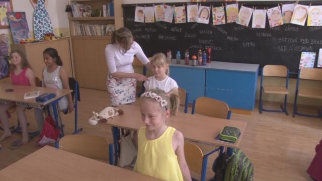 Projekt Zdravý chrbátik v ZŠ Štúrova