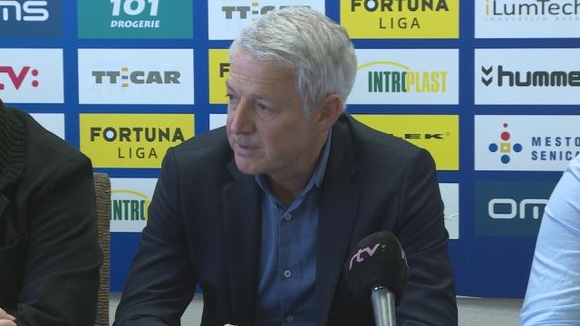 FK Senica pred jarnou časťou
