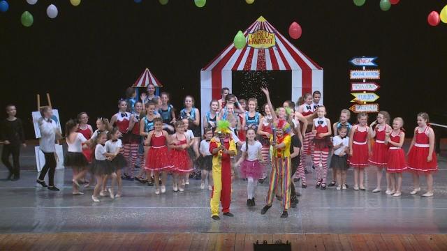 Circus v senickom kulturáku!
