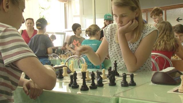 Šachový festival detí a mládeže