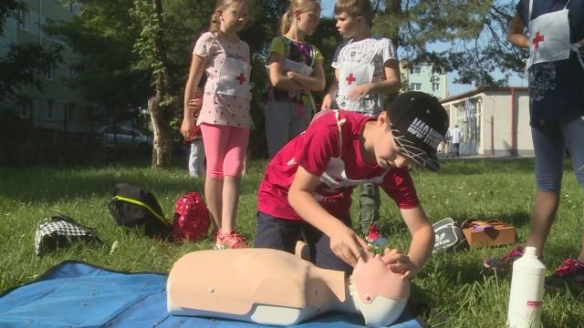 Mladí zdravotníci opäť zachraňovali