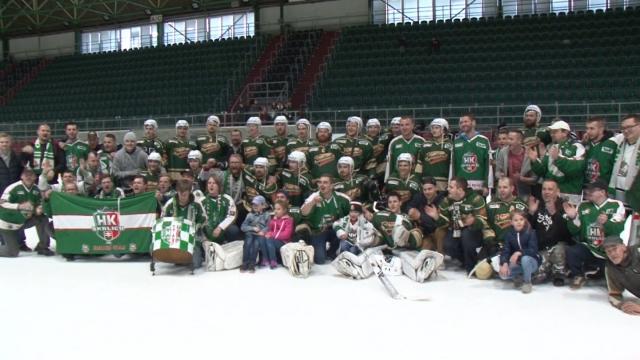 Hokejisti sa so sezónou rozlúčili víťazne