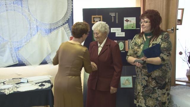 20. rokov Klubu pletenej cipky Brezová