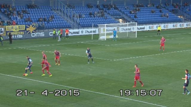 2. semifinále Slovnaft Cupu