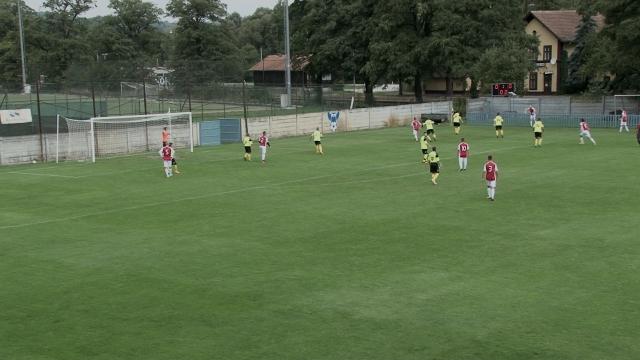 Futbal Brezová - Trenčianske Bohuslavice